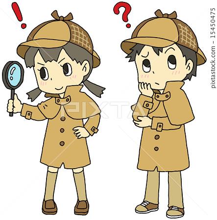 兒童偵探 15450475