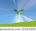 拍打 扇动翅膀 蚱蜢 15454995