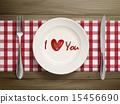 餐具 爱情 爱 15456690