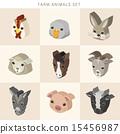 캐릭터, 인물, 동물 15456987