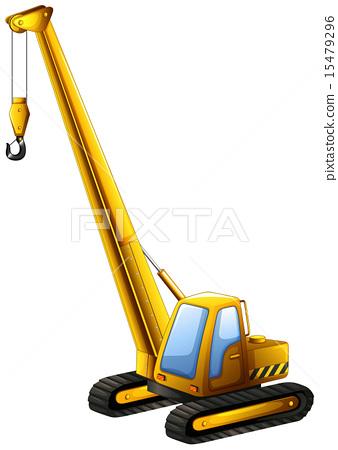 Crane truck 15479296