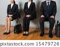 找工作找工作就業簡介公司等待公司訪問面試 15479726