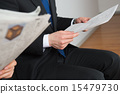 找工作找工作就業簡介公司等待公司訪問面試 15479730