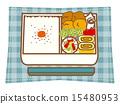 便當 午餐盒 午餐 15480953
