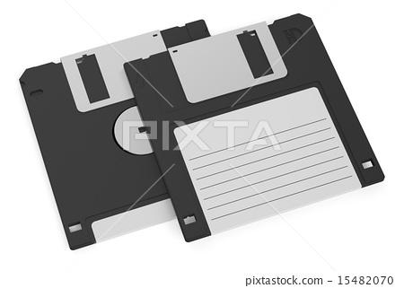 black floppy disks 15482070
