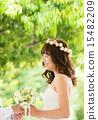 新娘形象 15482209