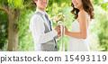 新娘形象 15493119