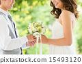 新娘形象 15493120