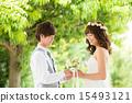 新娘形象 15493121