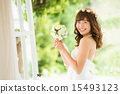 wedding, dress, bride 15493123