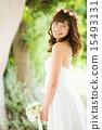婚纱 婚礼 新娘 15493131