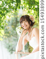 婚纱 夫人 雌 15493899