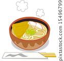 乌冬面 日式料理 日本料理 15496799