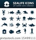 sealife icons 15499111
