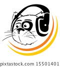 Music symbol 15501401