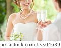 婚礼 祝酒 干杯 15504689