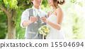 婚禮 祝酒 乾杯 15504694