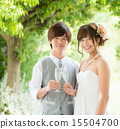 婚礼 人类 人物 15504700