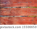 wood, fence, red 15506650