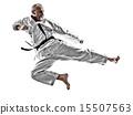 karate man 15507563