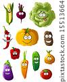 胡蘿蔔 甘藍 包菜 15513664