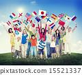 unity, variation, ethnicity 15521337