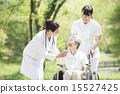 護士 輪椅 醫生 15527425