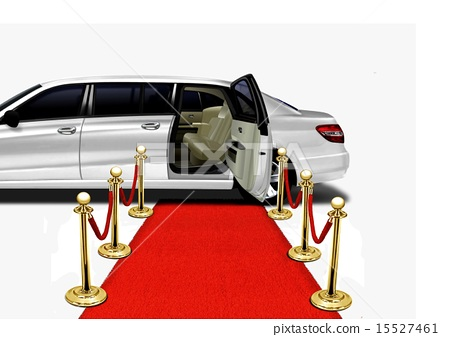 Limo Red Carpet Arrival 15527461