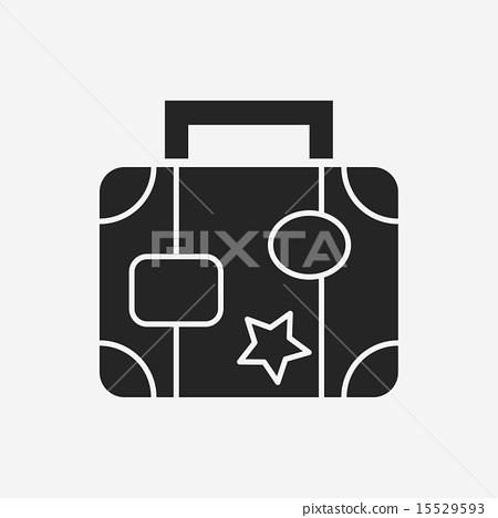 suitcase icon 15529593