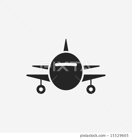 airplane icon 15529605