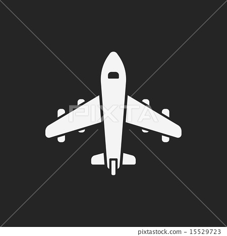 airplane icon 15529723