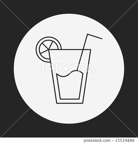 juice line icon 15529886