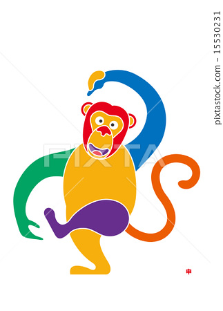 Monkey 15530231