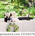 nuptials, weddings, cuddly toy 15530378