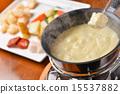 奶酪火鍋 15537882