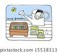 園藝 花園 罐子 15538313