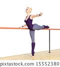 ballerina, (female), ballet 15552380