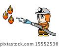 消防队员_ 002 15552536