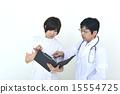 醫生和護士 15554725