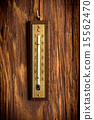 vintage analog thermometer 15562470