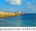 sky, coast, lighthouse 15564136