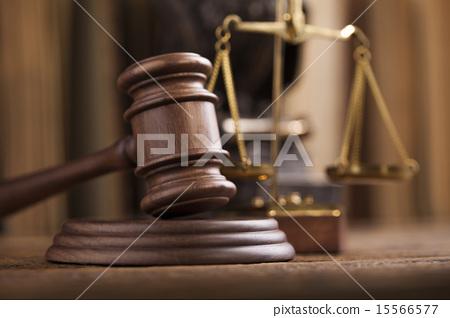 Gavel,Law theme, mallet of judge 15566577