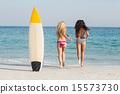 奔跑 冲浪者 冲浪板 15573730