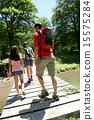 river, hiking, trekking 15575284