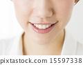 美麗的形象向上口腔牙齒 15597338