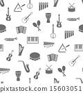 音乐 无缝的 乐器 15603051