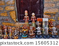 纪念品商店 拉贾斯坦邦 印度 15605312