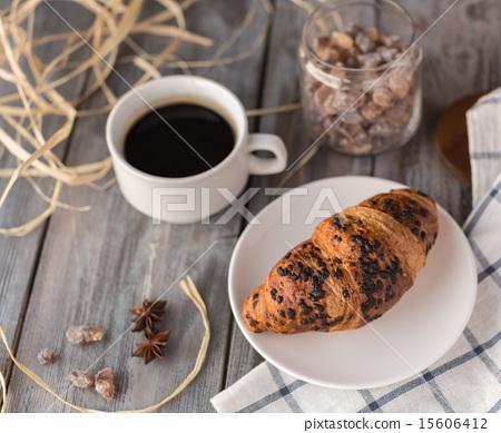 breakfast of coffee 15606412