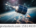 卫星 空间 地球 15614639