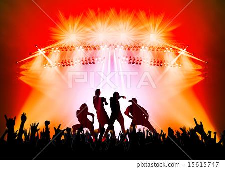 dancer, dancers, concert 15615747